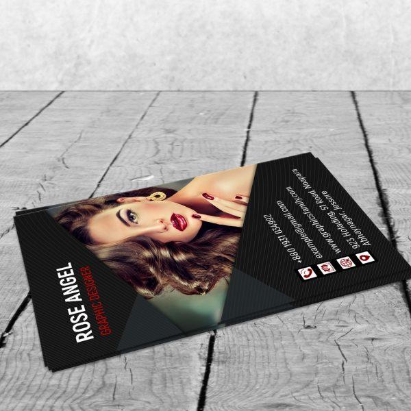 Graphics Design Business Card